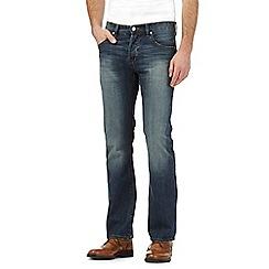 RJR.John Rocha - Designer blue vintage tint bootcut jeans
