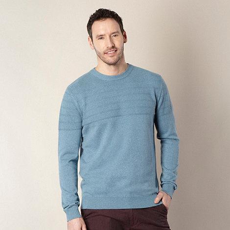RJR.John Rocha - Designer light turquoise +Daniel+ jumper