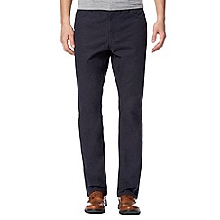 RJR.John Rocha - Designer navy rinsed straight leg jeans