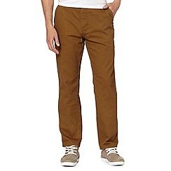 RJR.John Rocha - Designer tan twill trousers