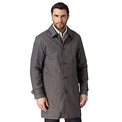 RJR.John Rocha - Designer grey waterproof mac