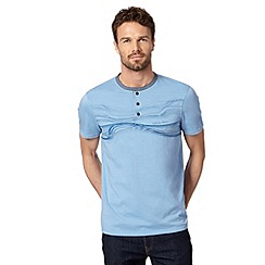 RJR.John Rocha - Designer light blue short sleeved t-shirt