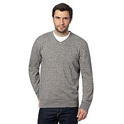 RJR.John Rocha - Designer brown twisted knit jumper