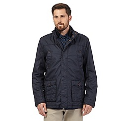 RJR.John Rocha - Navy car coat