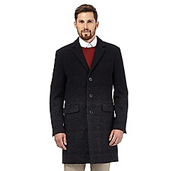 RJR.John Rocha - Big and tall wool blend coat