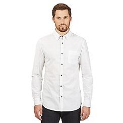 RJR.John Rocha - White buttoned Shirt