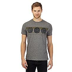 RJR.John Rocha - Dark grey symbols t-shirt