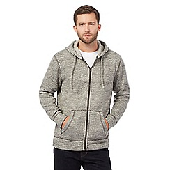 RJR.John Rocha - Big and tall light grey hoodie