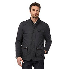 RJR.John Rocha - Big and tall grey 2-in-1 jacket