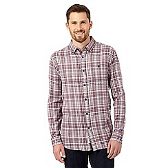 RJR.John Rocha - Big and tall pink multi check shirt
