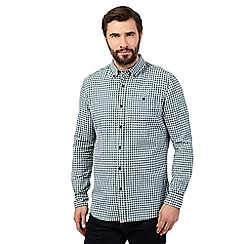 RJR.John Rocha - Big and tall green gingham checked shirt