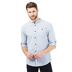 RJR.John Rocha - Big and tall blue poplin shirt