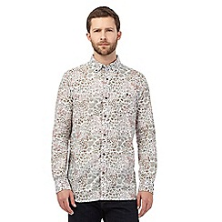 RJR.John Rocha - Multi-coloured floral print shirt