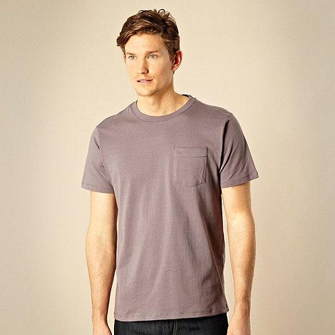 RJR.John Rocha - Designer mauve pocket t-shirt