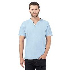 RJR.John Rocha - Blue notch neck t-shirt