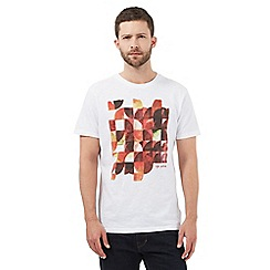 RJR.John Rocha - White placement t-shirt