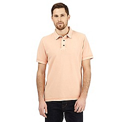 RJR.John Rocha - Light turquoise textured polo shirt
