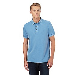 RJR.John Rocha - Blue polo shirt