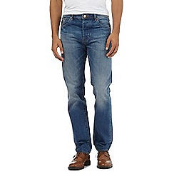 RJR.John Rocha - Big and tall blue mid wash jeans