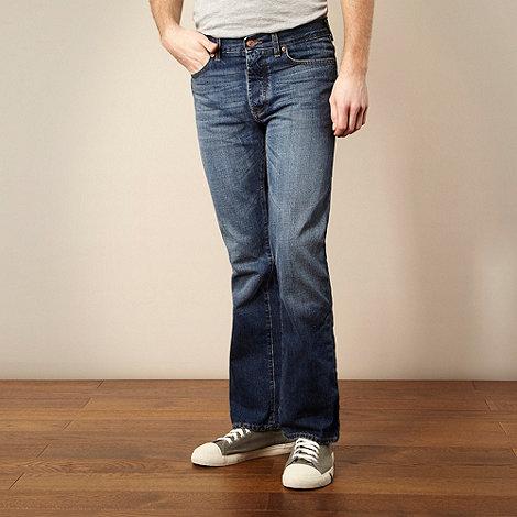 RJR.John Rocha - Big and tall designer light blue bootcut jeans