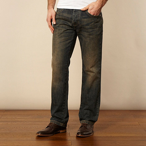 RJR.John Rocha - Designer light blue relaxed fit jeans