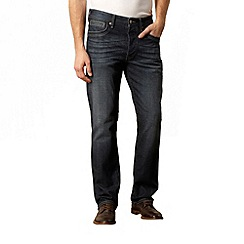 RJR.John Rocha - Big and tall designer blue regular fit jeans