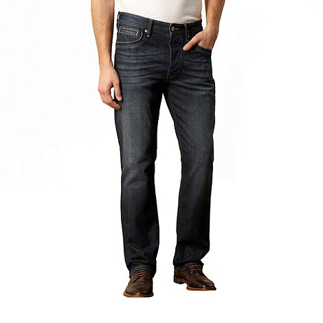 RJR.John Rocha - Big and tall blue regular fit jeans