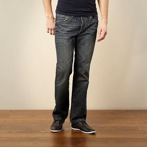 RJR.John Rocha - Designer dark blue regular fit jeans