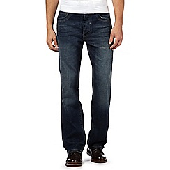 RJR.John Rocha - Big and tall designer blue regular fit denim jeans