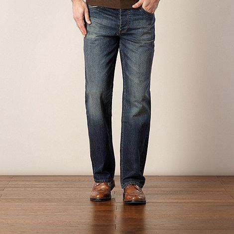 RJR.John Rocha - Designer mid-blue bootcut jeans
