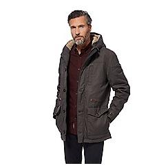 RJR.John Rocha - Khaki parka coat
