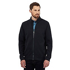 RJR.John Rocha - Navy zip up jacket