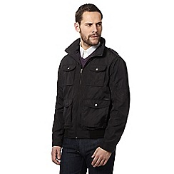 RJR.John Rocha - Black Harrington jacket