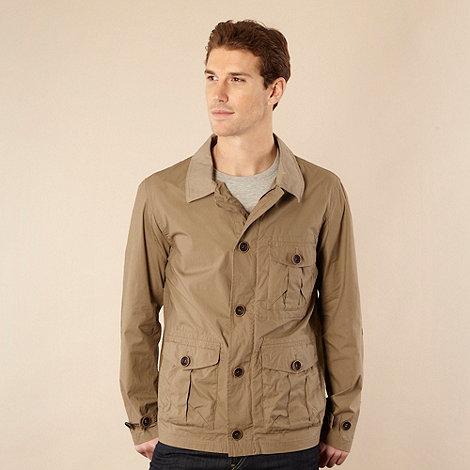 RJR.John Rocha - Big and tall natural three pocket jacket