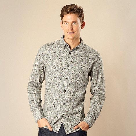 RJR.John Rocha - Designer floral long sleeved shirt