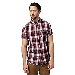 RJR.John Rocha - Red checked shirt