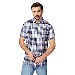 RJR.John Rocha - Big and tall multicoloured regular fit shirt