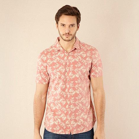 RJR.John Rocha - Designer rose floral printed shirt