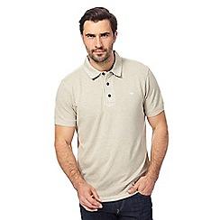 RJR.John Rocha - Beige polo shirt