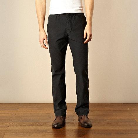 RJR.John Rocha - Designer near black five pocket trousers