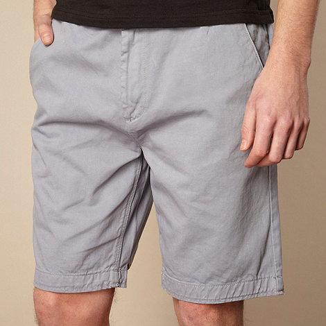 RJR.John Rocha - Designer grey chino shorts