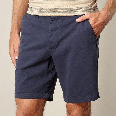 RJR.John Rocha - Designer navy twill chino shorts