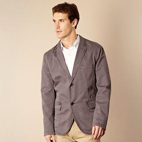 RJR.John Rocha - Mauve tailored lightweight jacket