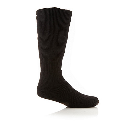 Heat Holders - Black long thermal socks