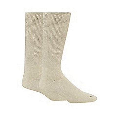 H.J.Hall - Beige +Comfort Fit Diabetic+ socks