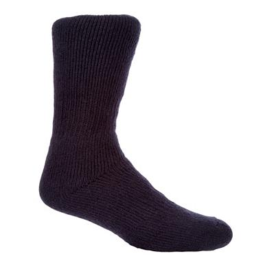 Navy thermal socks
