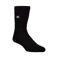 Heat Holders - Black Heat Holders thermal slipper socks