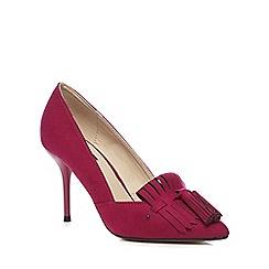 Principles by Ben de Lisi - Pink high stiletto heel court shoes