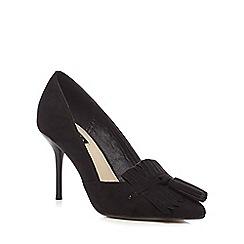 Principles by Ben de Lisi - Black high stiletto heel court shoes