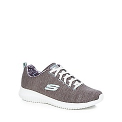 Skechers - Grey 'Ultra Flex First Choice' trainers